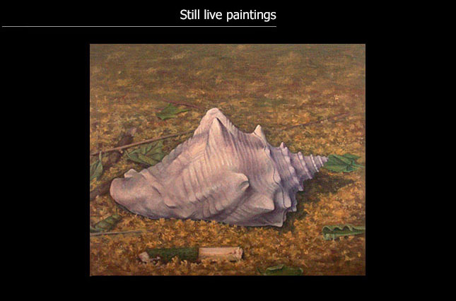 090 sill live paintinhgs